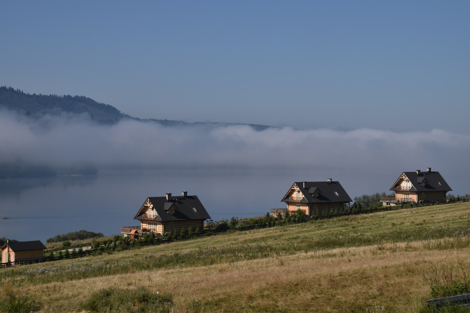 Pieniny Czorstynske jezero