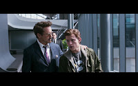 Tom Holland and Robert Downey Jr. in Spider-Man: Homecoming (43)