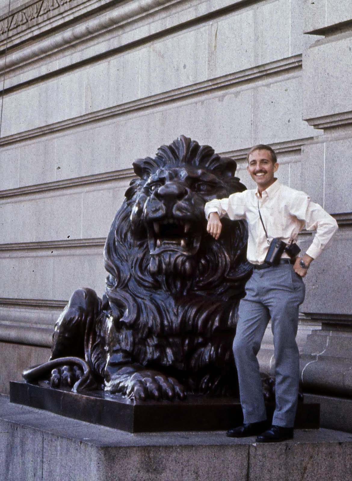 HSBC Bank Lion - Hong Kong 1969