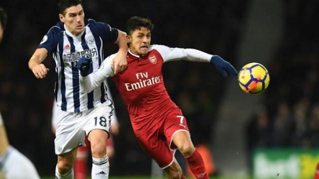 Arsenal Gagal Raih Poin Penuh Lawan Wba Skore 1-1