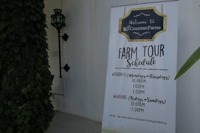 gourtmet farms tour