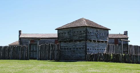Old Fort Madison Iowa