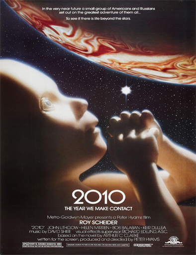 Ver 2010: Odisea Dos (1984) Online