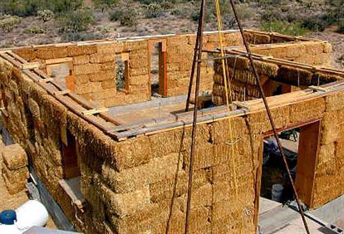 design Casa de Palha