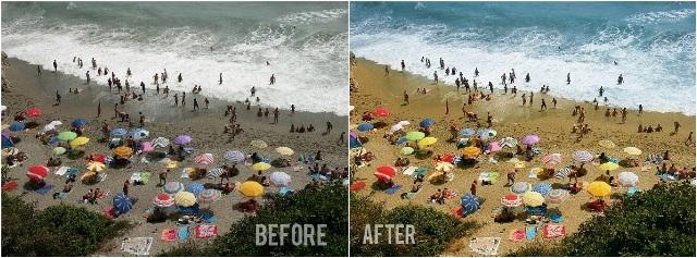 Memperbaiki dan Memperjelas Foto Dengan Foto Editor Online