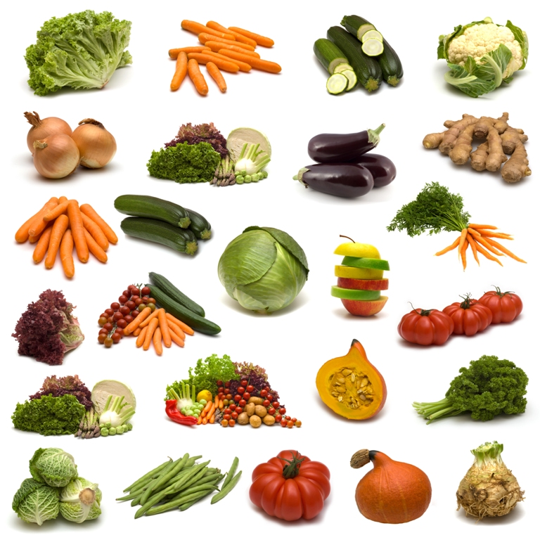 Chef And Househusband: *Fruit & Vegetable Recipes* Part One