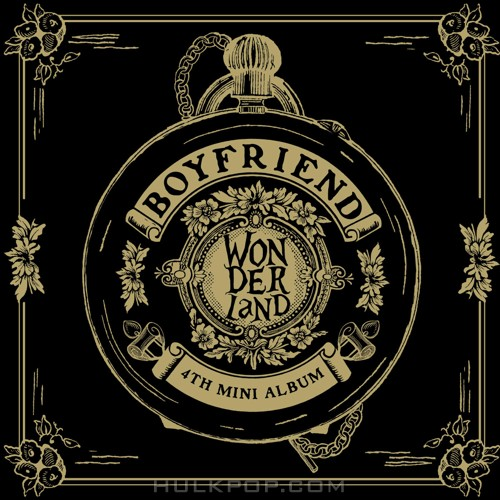 BOYFRIEND – BOYFRIEND in Wonderland – EP (ITUNES PLUS AAC M4A)