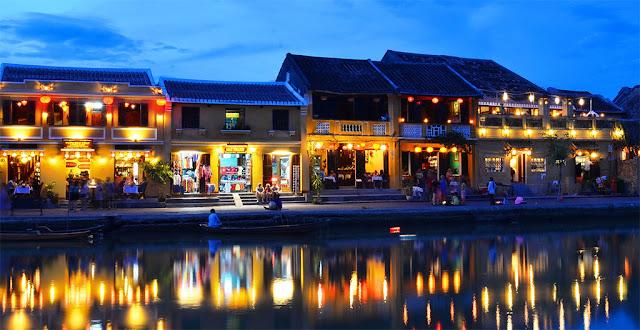 Du lịch phượt quanh Chu Lai