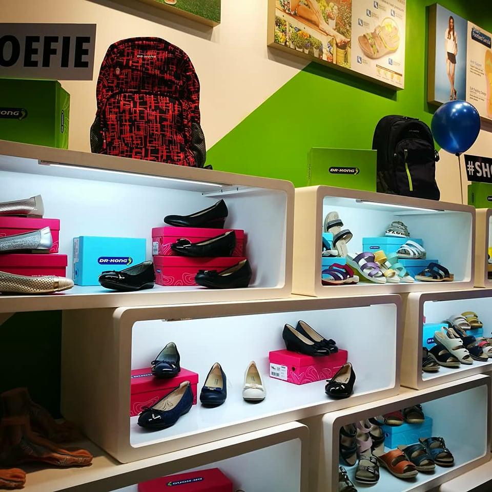 Ana Rosa Quintana Feet lemon greentea: dr kong: shoes that takes care of your feet