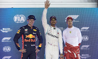 kwalifikacje Grand Prix Singapuru 2018 F1