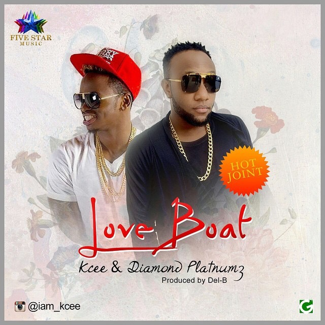 Download | Kcee Feat. Diamond Platnumz - Love Boat [Audio]
