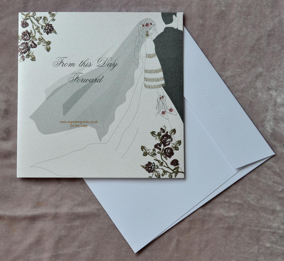 Handmade+Wedding+Cards+GO1+FDS - Custom Made Wedding Dresses