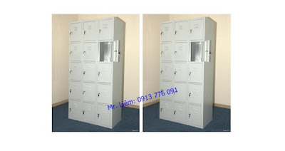 Tủ Locker 15 Ngăn Godrej