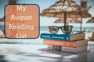 Our Unschooling Journey - My August Reading List