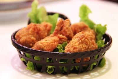 Resep Ayam Penyet Kremes