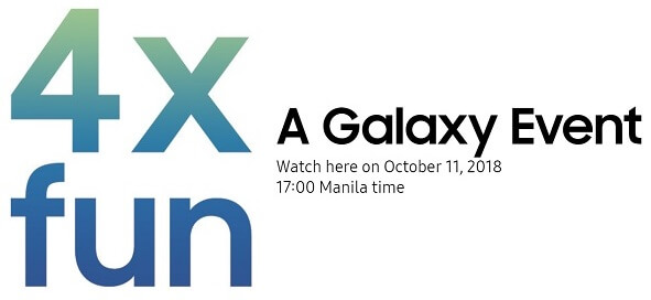 "Samsung Teases New Galaxy Device with ""4x Fun"""