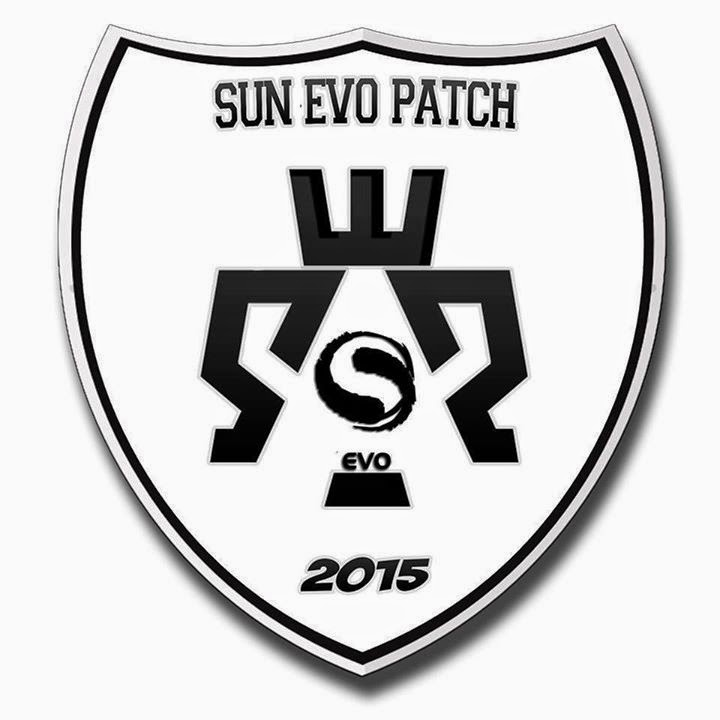 Ezhra kun Golden Gamer: SunEvo Patch Pes 2015 2.01 AIO