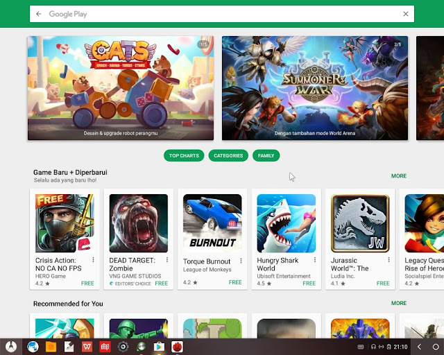 phoenix-os-play-store