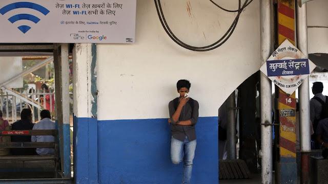 Tahun depan, 100 Lebih Stasiun Kereta Api Di India Berikan Fasilitas Wi-Fi Gratis
