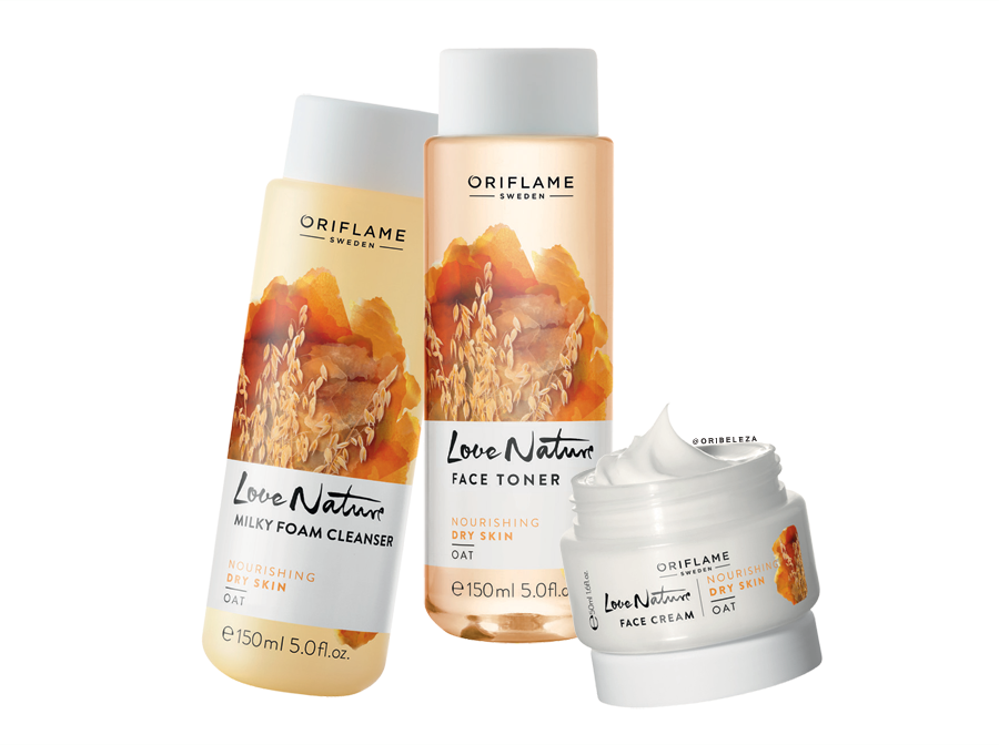 Love Nature Aveia da Oriflame
