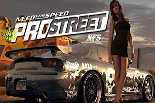 Need For Speed ProStreet ISO PPSSPP for Android Download [NFS ProStreet]