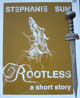 Portada del libro Rootless, de Stephanie Sun