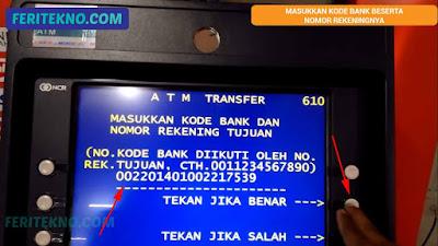 cara transfer bni ke bank lain 8