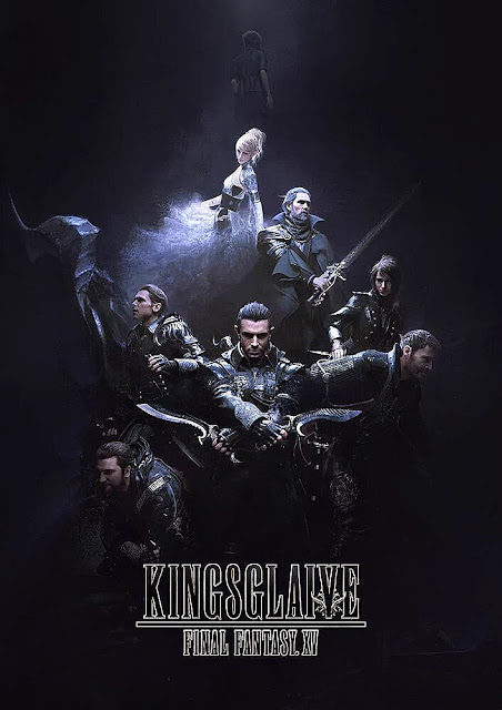 Sinopsis Film Kingsglaive: Final Fantasy XV (2016)