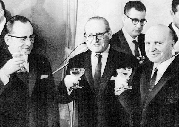 Avengers In Time 1972 News Strategic Arms Limitation Talks Salt I