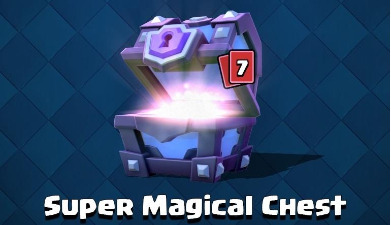 The Victim Royale Clash Cara Mendapatkan Super Magical Chest Mudah