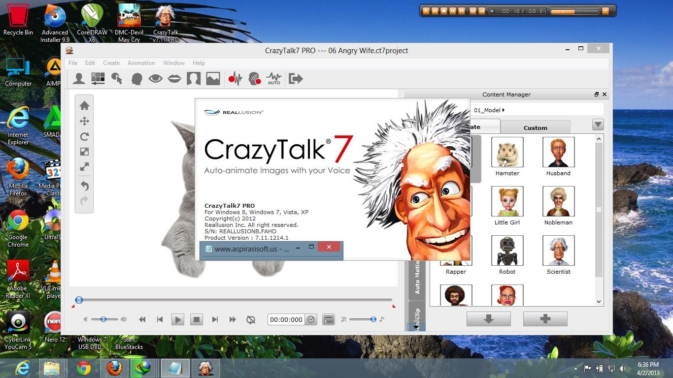 Crazytalk animator training dvd download звіт виробничої практики.