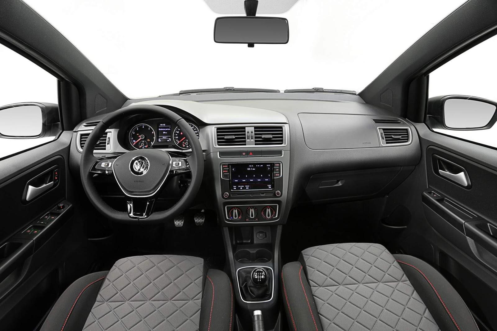 Volkswagen Fox sai do configurador on-line do site da marca