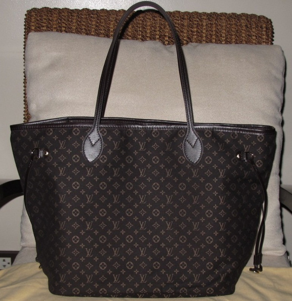 Most Wanted Bags Louis Vuitton Idylle In Fusain Neverfull Mm