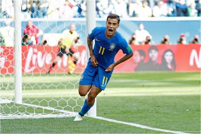 Globo marca 57 pontos de audiência com jogo do Brasil