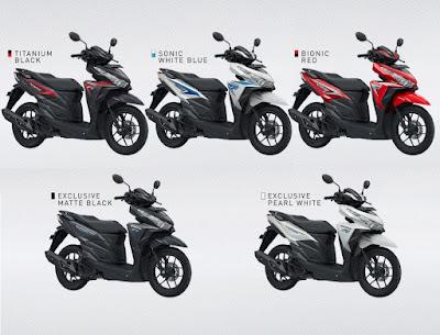 Spesifikasi Terbaru dari Honda Vario 150 eSP
