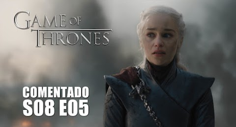 Will,WhoCastinho 13 | Game of Thrones S08E05 [Comentado]