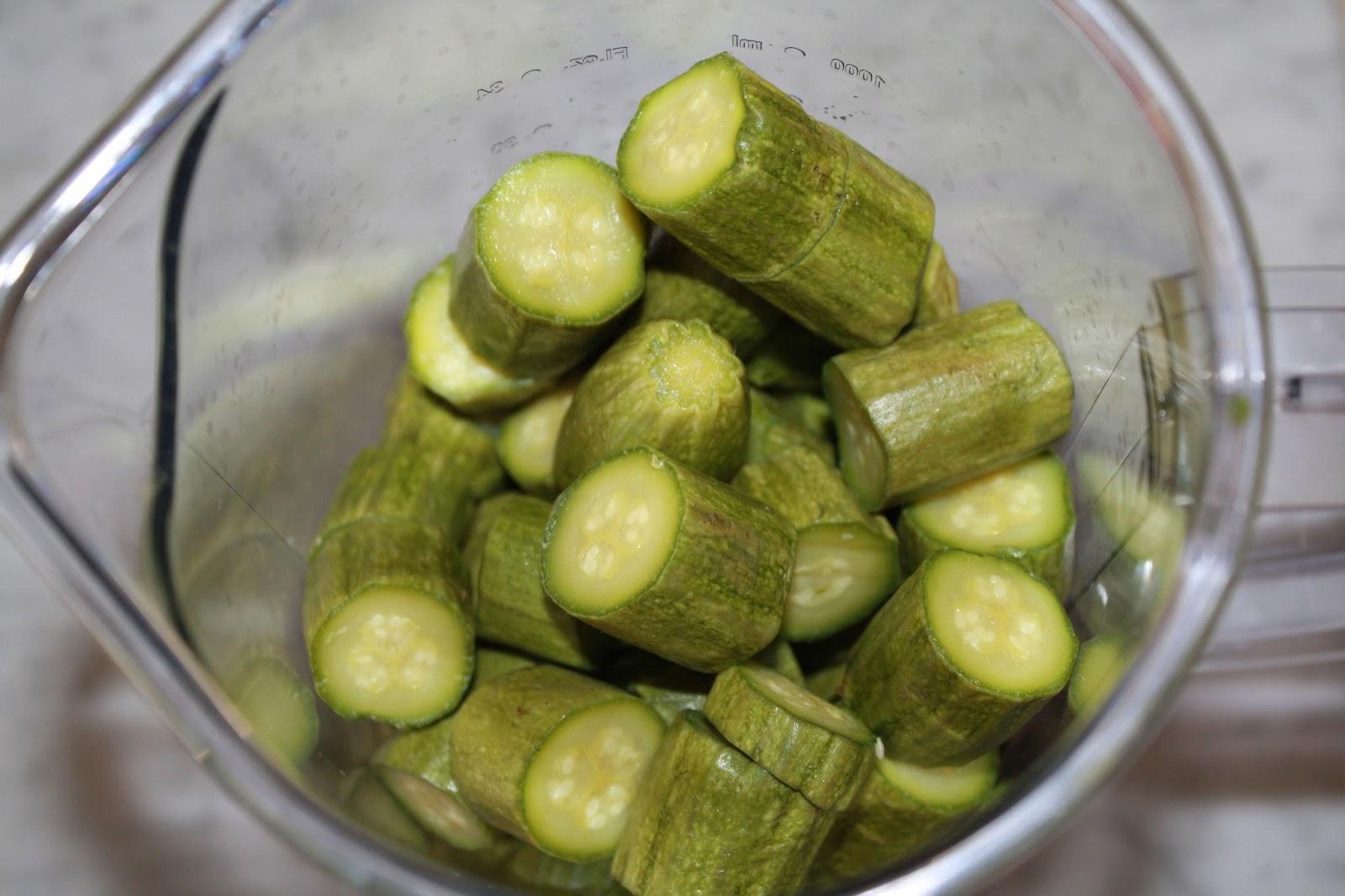 La Cuciniera Moderna Ricette estive crema di zucchine fredda