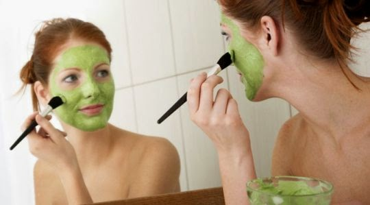 Cara mencegah wajah berminya-masker wajah berminya-wajah berminyak pada remaja