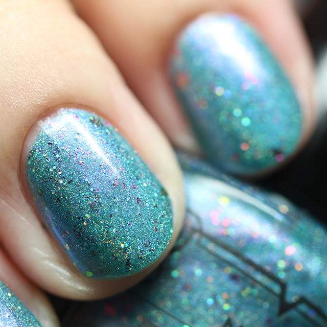Tonic Nail Polish Rainbowfish