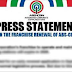 ABS-CBN Speaks Up On Pending Operating Franchise Renewal