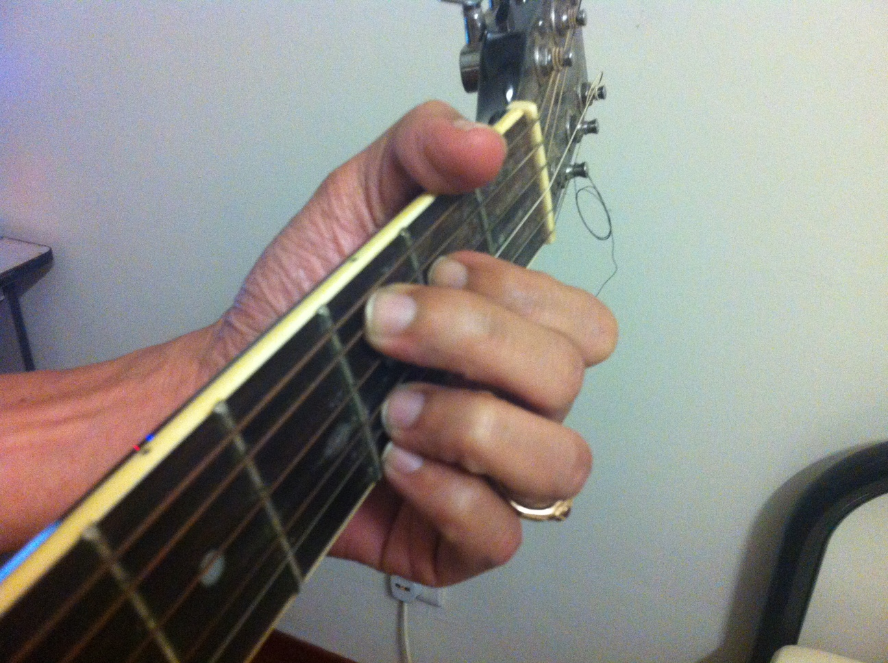 Basic Guitar Chord For Beginners Malay Version