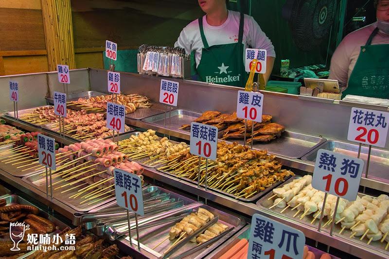 【花蓮美食】東大門國際觀光夜市。花蓮規模最大夜市匯聚地