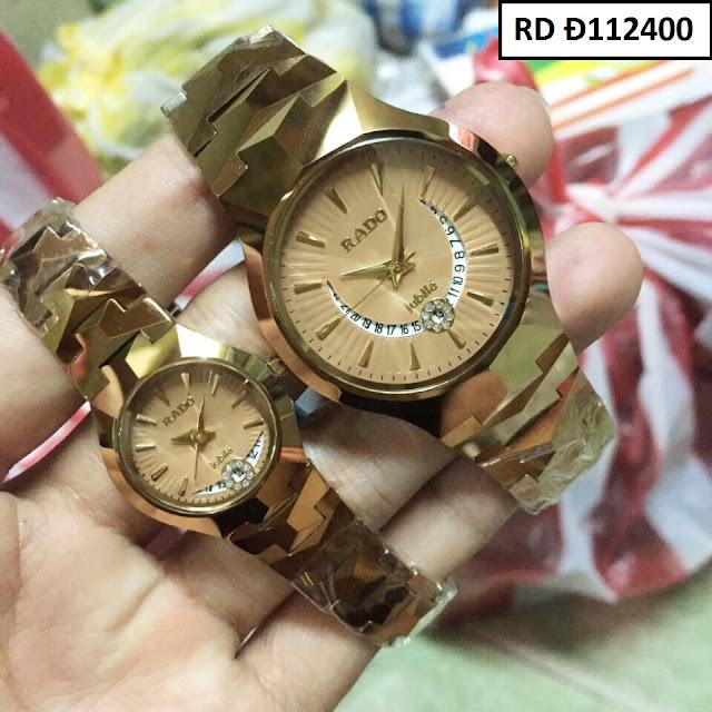 Đồng hồ cặp đôi RD D112400