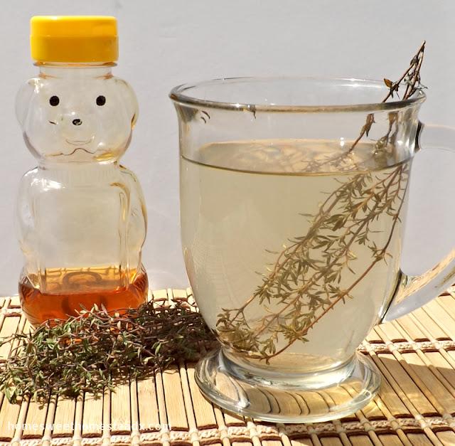 Home Sweet Homestead - Thyme Tea