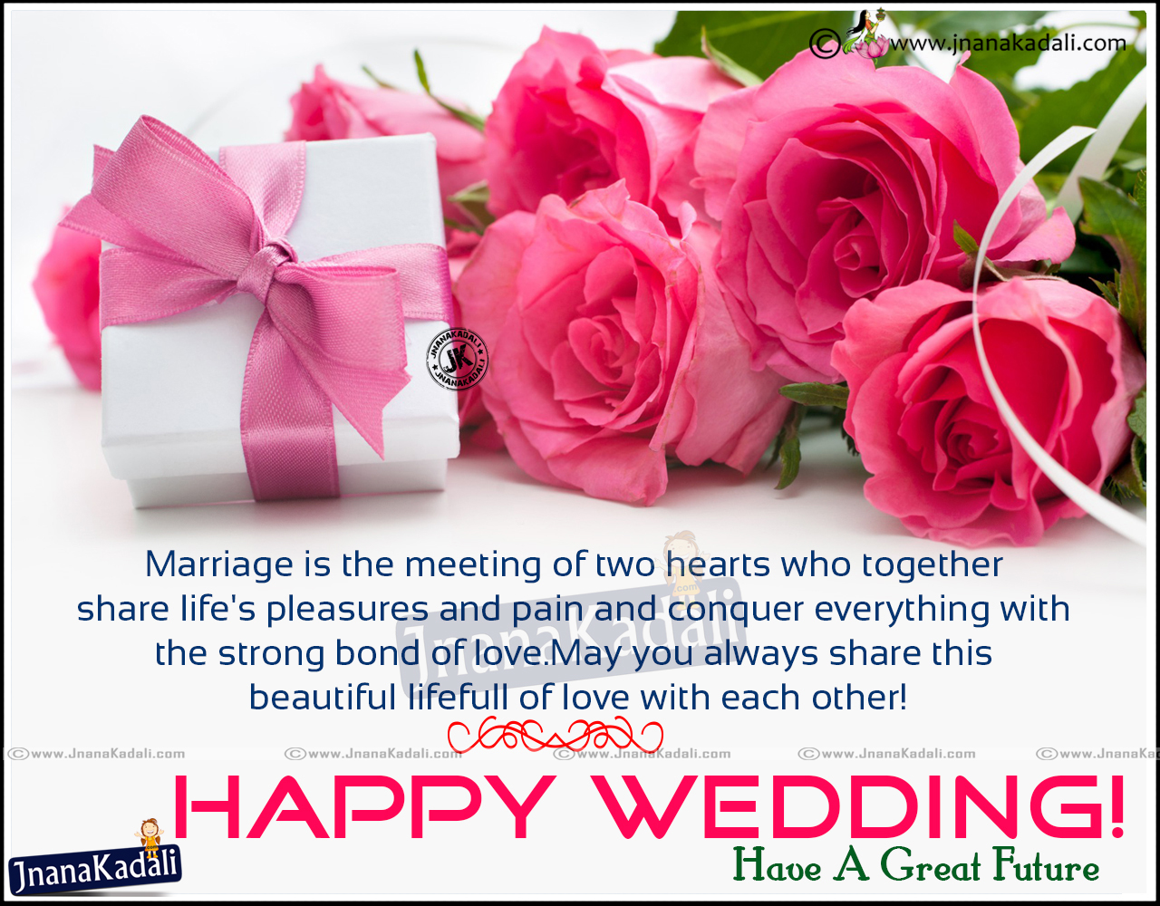 Happy married life messages and wishes in english jnana kadali here is a english language newly married couple wishes and quotes messages in english best happy married life thoughts and quotes pictures online m4hsunfo