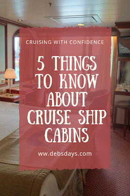 5 things to know about cruise ship cabins