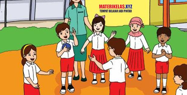 Materi Akidah Akhlak Kelas 1 Kurikulum 2013