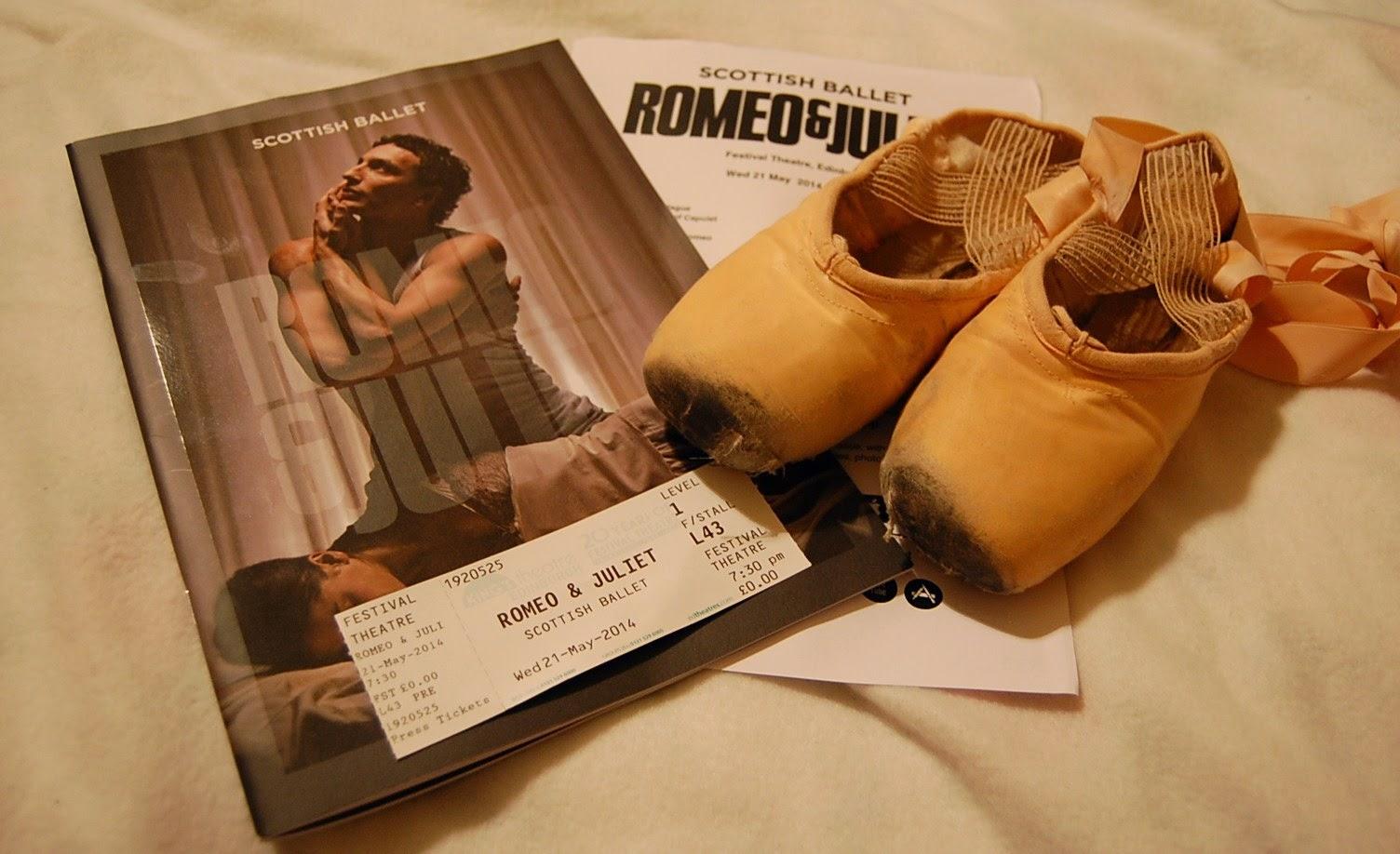 Scottish Ballet's Romeo and Juliet