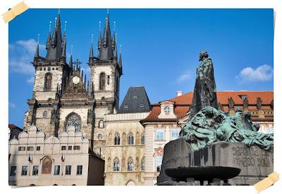 Catedrala Sf. Tyn Atractii Turistice Praga