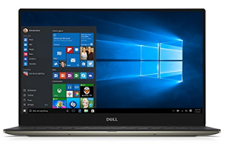 Layar sentuh High Performance Laptop Dell XPS 13 XPS9350